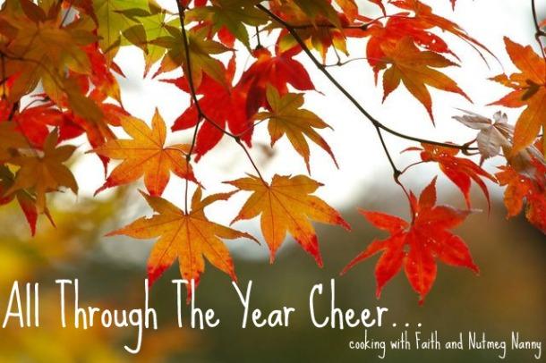 All Through The Year Cheer Fall